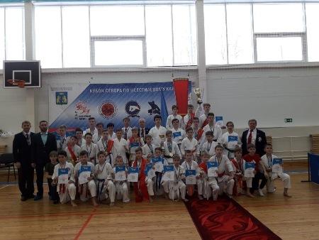 «Кубок Севера 2020» Победа за нами!