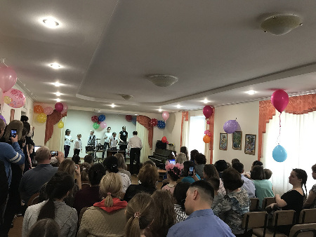Отчетный концерт творческих коллективов 2019