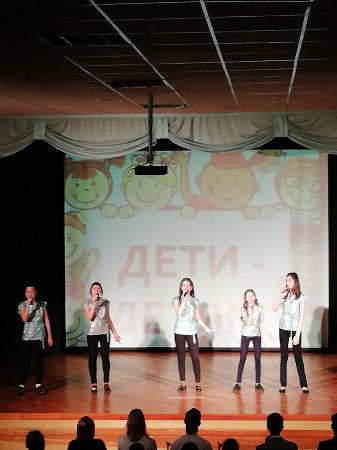 XVI международный благотворительный фестиваль творчества «ДЕТИ ДЕТЯМ – 2019»